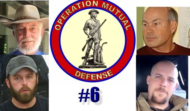 Operation Mutual Defense Audio #6 Released