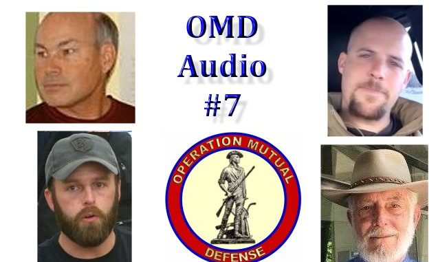 Operation Mutual Defense Audio #7 Released