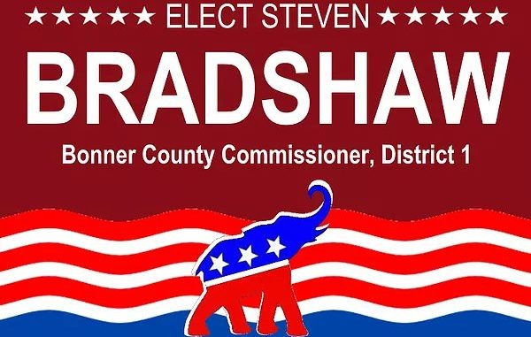 Vote Bradshaw For Bonner County Commissioner