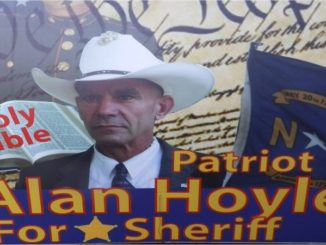 Hoyle For Lincoln County NC Sheriff