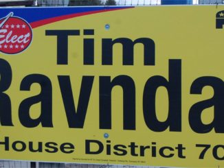 Ravndal Announces for Montana District 70