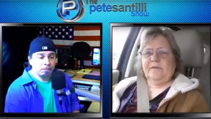 Shari Dovale Interviewed by Pete Santilli