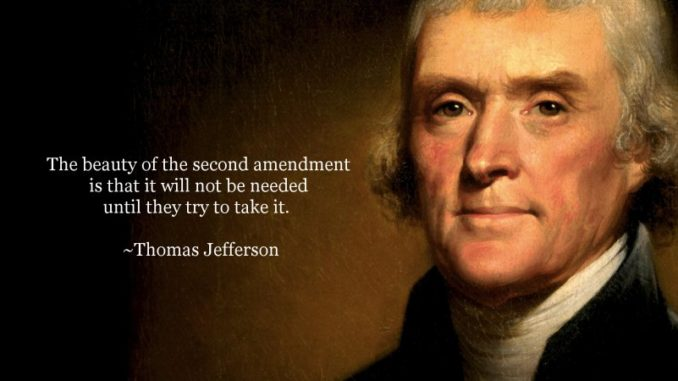 2nd Amendment - Strength Behind Our Constitution
