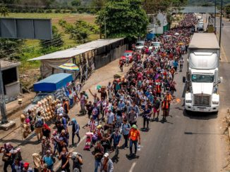 Invasion of the US - Disguised as a Caravan