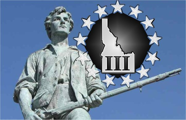 Idaho 3% Are Calling for Patriots!