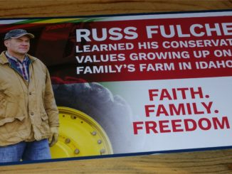 support Russ Fulcher