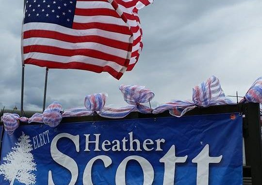 Heather Scott Protects Gun Rights