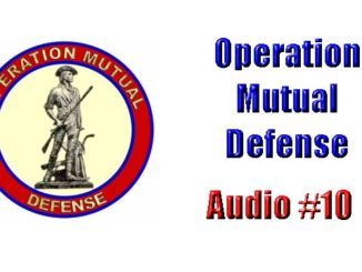 Operation Mutual Defense Audio 10 Recording Released