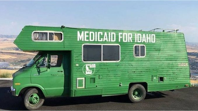 Media's Medicaid Story Makes For Great Fiction