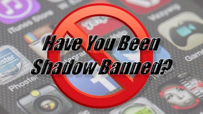 Is Social Media Shadow Banning Conservatives?
