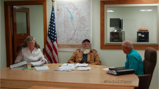 Broadwater County Commission Declares Budget Crash