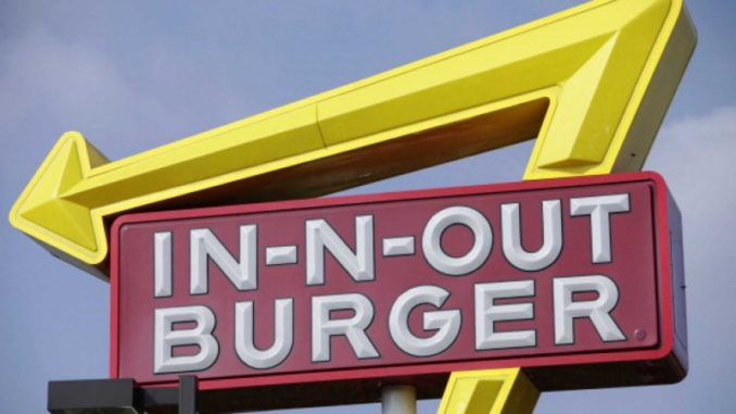 Democrats Call For Boycott of In-N-Out Burger
