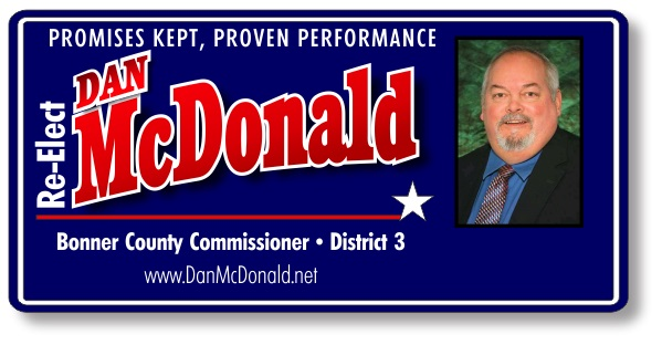 voting Reelect Dan McDonald