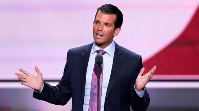 Donald Trump Junior Makes Another Visit to Montana