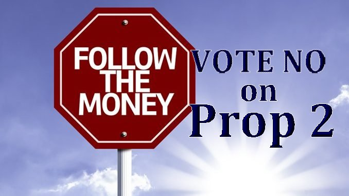 Proposition 2 - Follow the Money