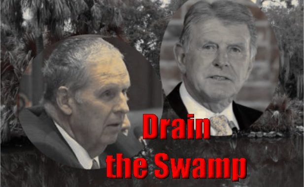 The Final Death Throes of the Boise Swamp?