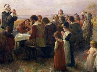 Pilgrims Didn't Invent Thanksgiving