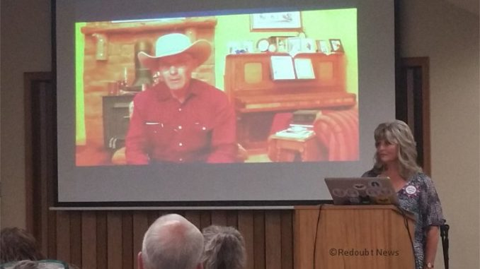 Jeanette Finicum Presents Documentary on LaVoy Finicum