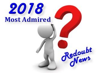2018 Most Admired Person – VOTE HERE