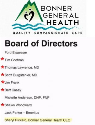 POHD's Combative Board of Trustees