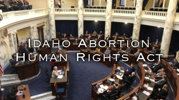 Idaho Abortion Human Rights Act