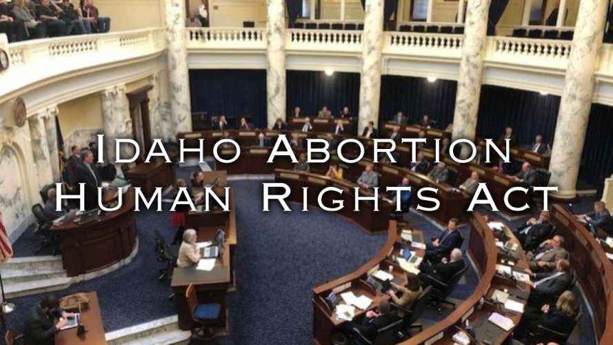 Idaho Abortion Human Rights Act Released Redoubt News