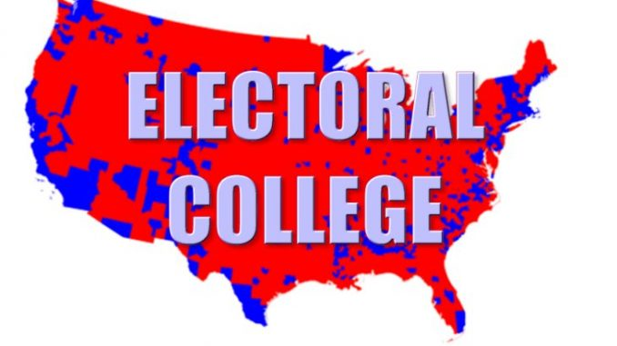 Electoral College Is Not Just For Rural America