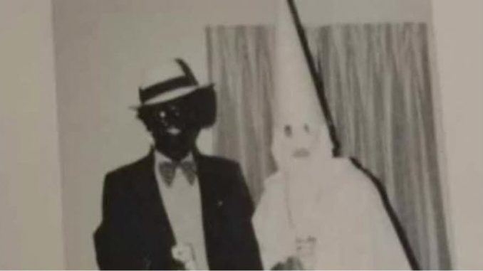 Blackface Hides The True Agenda: After Birth Abortion