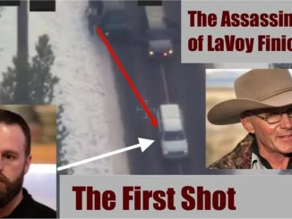 Finicum Assassination Analysis - The First Shot