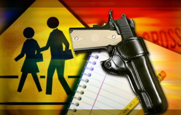 Idaho HB 203 Concealed Carry in Schools