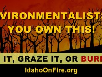 ~ Idaho On Fire ~ Needs Your Support