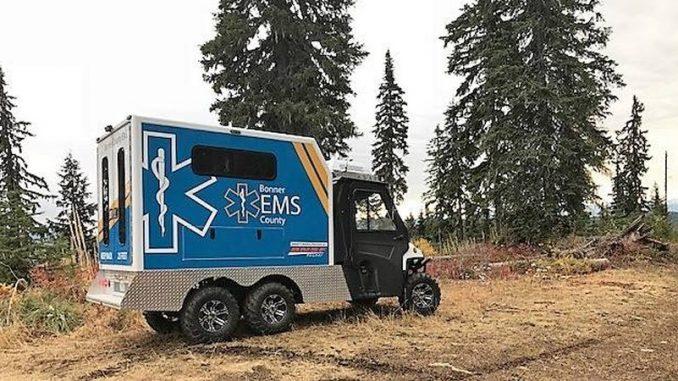 Bonner County Emergency Medical Services (BC EMS)