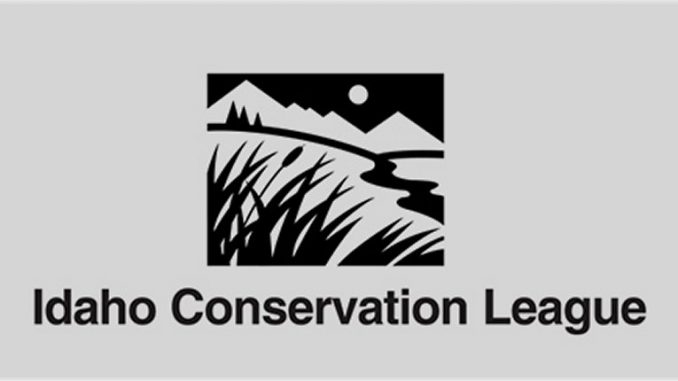 Idaho Conservation League - Well, Well, ICL