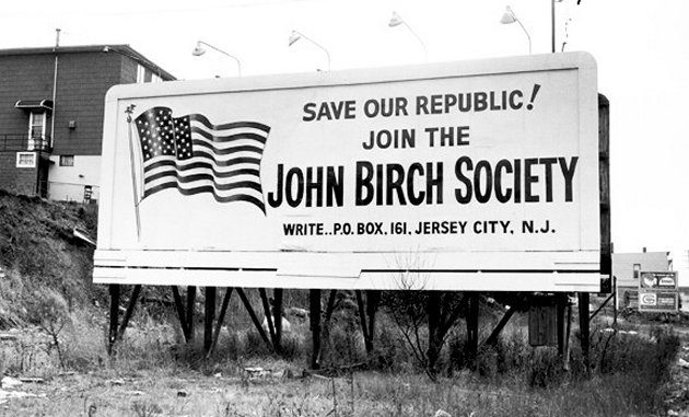 John Birch Society Responds to Liberal Narrative of JBS