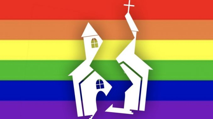LGBT vs Christianity