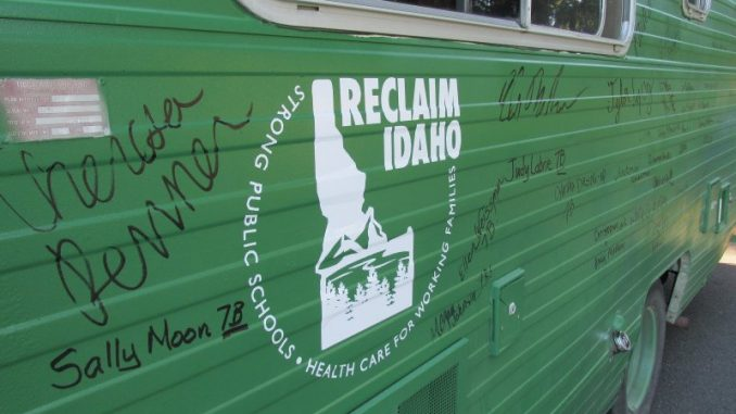 Reclaim Idaho Knows All About Corruption…and Hypocrisy