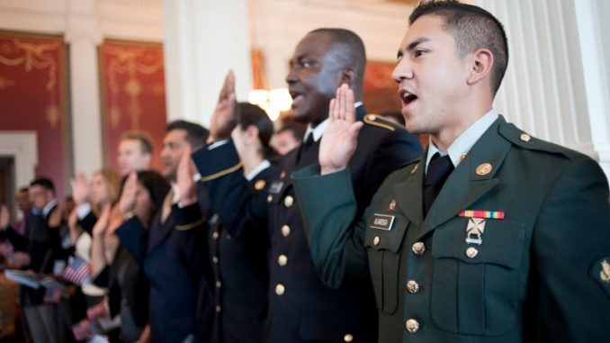 Civics in the Military