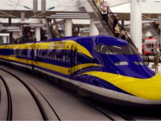 California's Democrat Bullet Train To Nowhere
