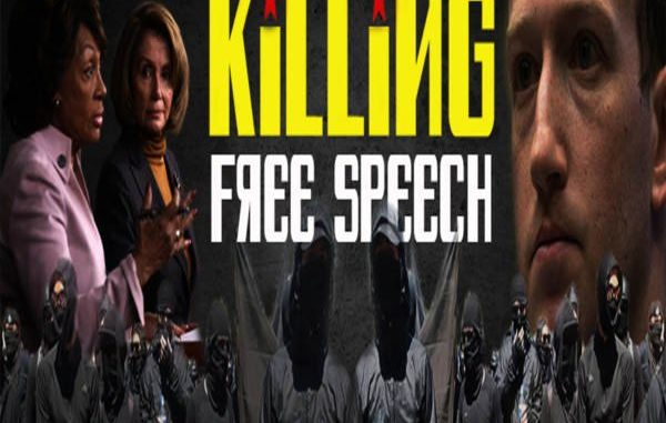 Full Video: Killing Free Speech Part 1