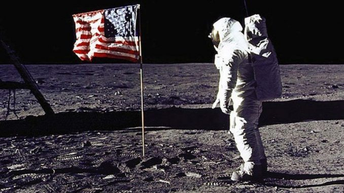 Buzz Aldrin Took Holy Communion on the Moon