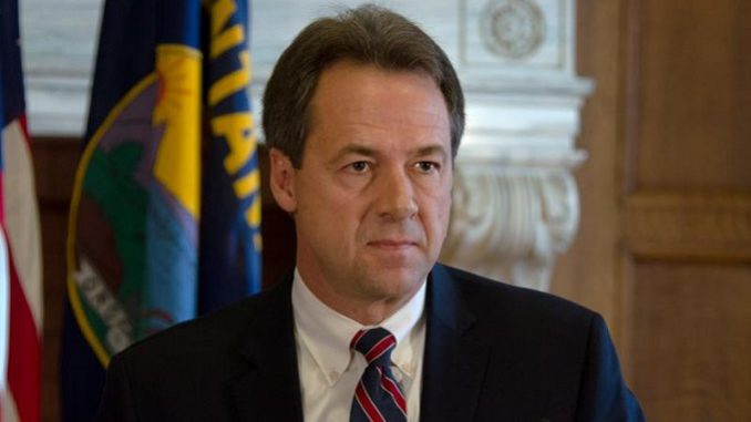 Lawsuit Filed Against Montana Governor Steve Bullock