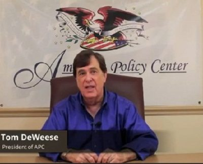 Agenda 2030 & Envision – Join Tom DeWeese in Coeur d'Alene