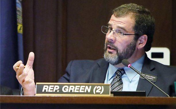 Green Announces His Candidacy for Kootenai Sheriff