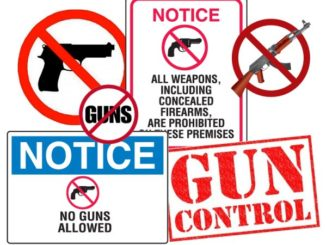 Gun Prohibition Is Always About Control