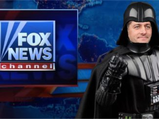 Fox News Goes To The Dark Side