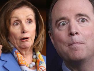 Pelosi Defends Liar Schiff
