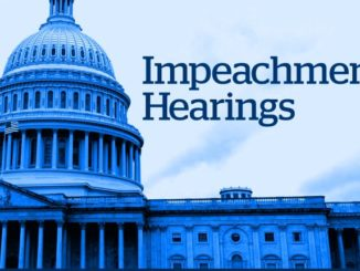 First Day of Impeachment Hearings