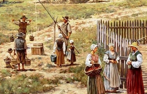 Socialism Did Not Work at Jamestown