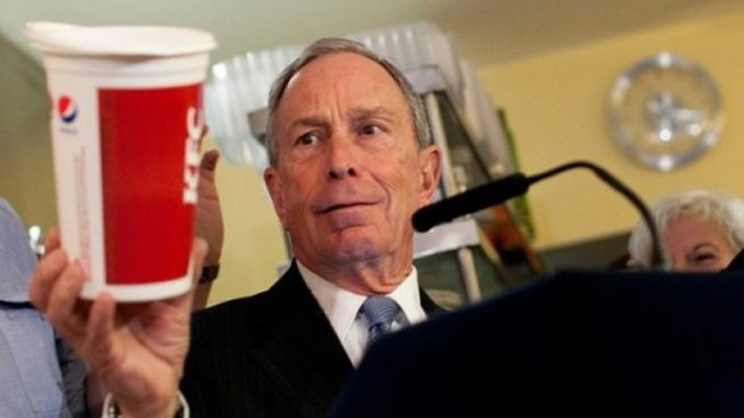 Nanny Bloomberg Exploiting Prison Labor For Campaign Calls