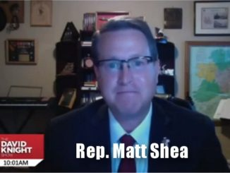 Matt Shea Interviews with David Knight